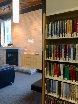 Cozy Reading Corners at GPL