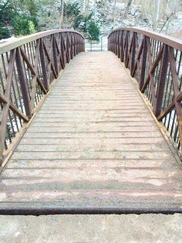 The 40 Mile Creek Bridge